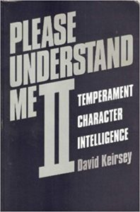 Please Understand Me - David Keirsey