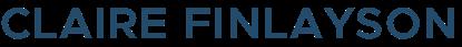 Claire Finlayson Logo